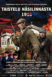Taistelu Näsilinnasta 1918 (The Battle of Näsilinna 1918)