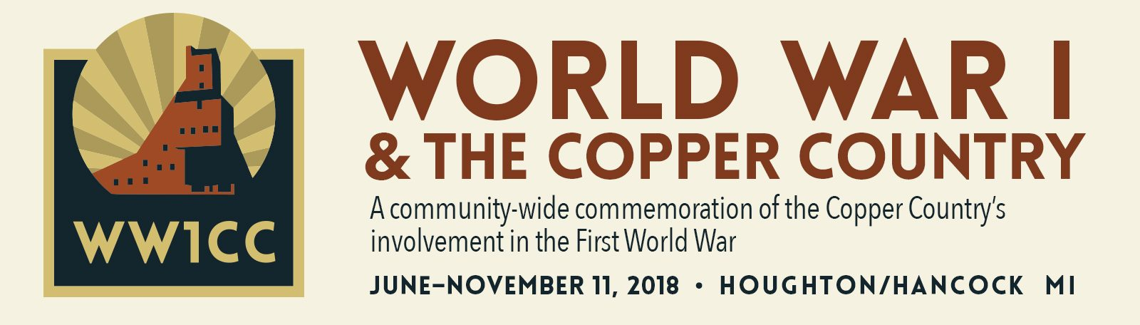 World War One & the Copper Country