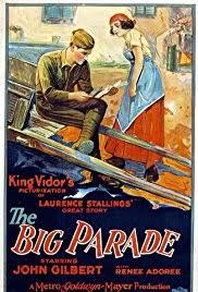The Big Parade – piano accompaniment by Clay Hilman